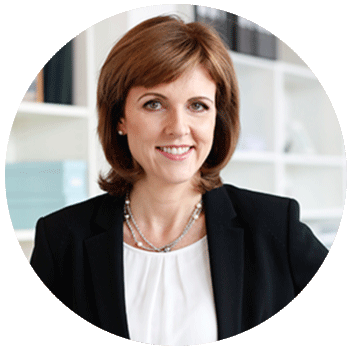 Finanzmentorin Carmen Stephan