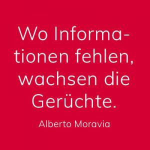 Informationen teilen