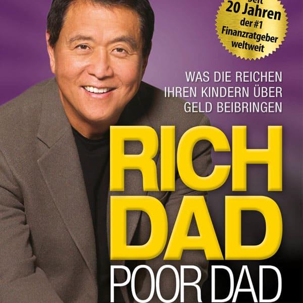 Buchbesprechung, Rich dad, poor dad, Robert T. Kiyosaki, Was die Reichen ihren Kindern über Geld beibringen