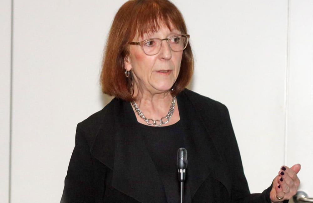 Altersvorsorge für Frauen, Lieber unromantisch als arm, Vortrag Elisabeth Kolz