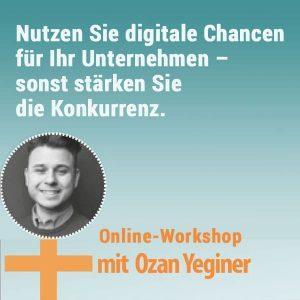 Online Marketing Workshop, Moneyblog